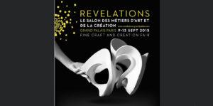 2015-09- Salon Révélations. Valérie Hermans et Jean Girel. Porcelaines - Salon Révélations 2015_ Galerie Arcanes l Arts Décoratifs XXe - Art Contemporain Paris
