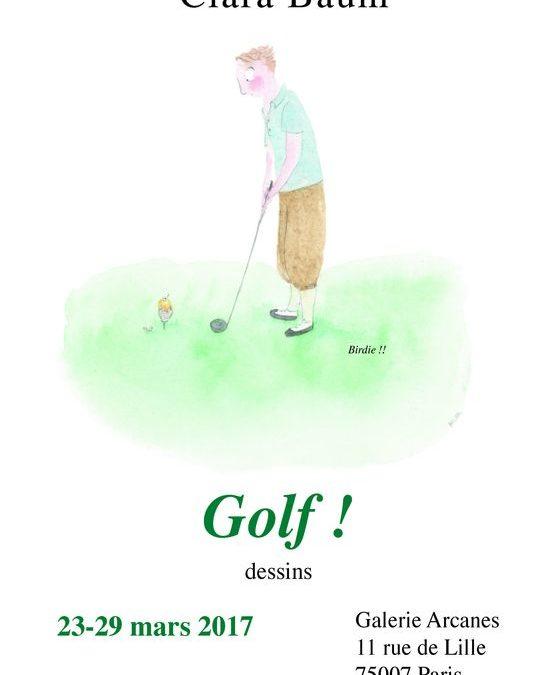 Clara Baum | Golf !