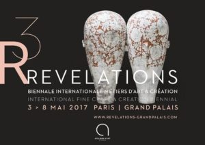 Galerie SITE - Salon Révélations 2017_ Galerie Arcanes l Arts Décoratifs XXe - Art Contemporain Paris