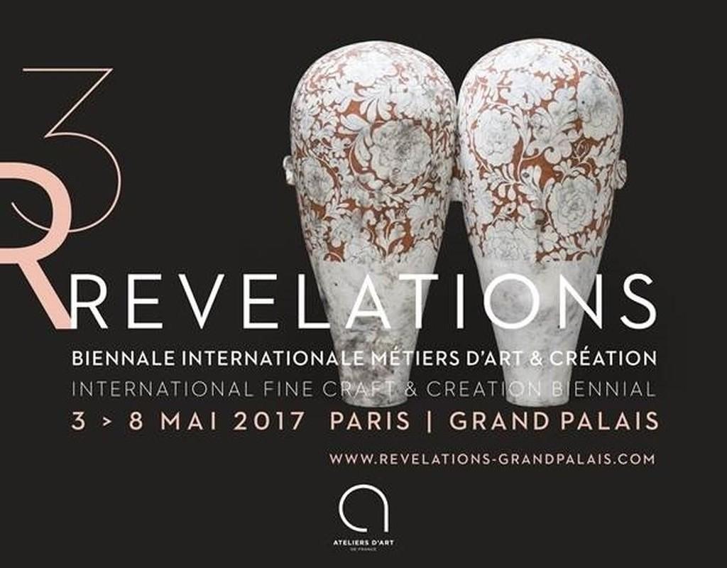 Galerie SITE - Salon Révélations 2017_ Galerie Arcanes l Arts Décoratifs XXe - Art Contemporain Paris