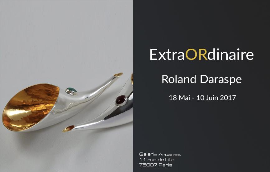 2017-05- Carré Extraordinaire. Roland Daraspe - Paire de salières_ Galerie Arcanes l Arts Décoratifs XXe - Art Contemporain Paris,