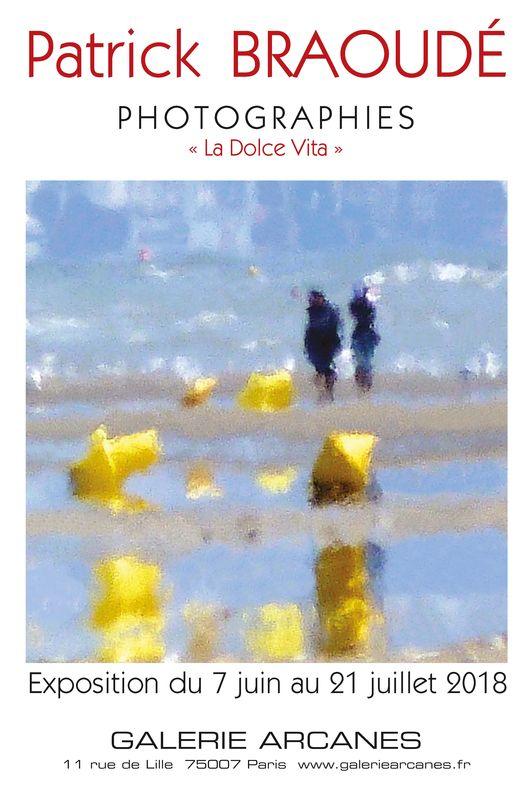 atrick Braoudé - La Dolce Vita Bradoudé _ Galerie Arcanes l Arts Décoratifs XXe - Art Contemporain Paris