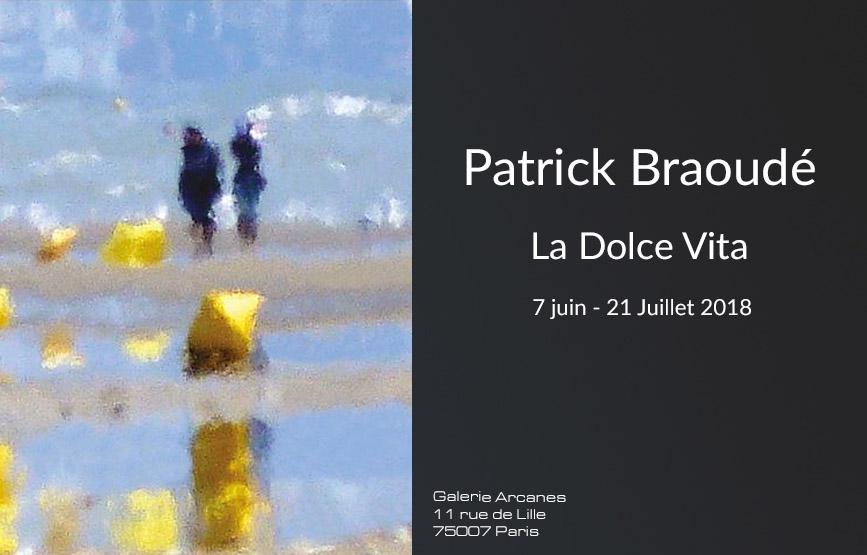 Patrick Braoudé - La Dolce Vita Bradoudé _ Galerie Arcanes l Arts Décoratifs XXe - Art Contemporain Paris2,