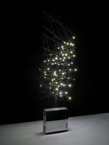 Connexion, lumigraphie, circa 2017 | Bastien Carré