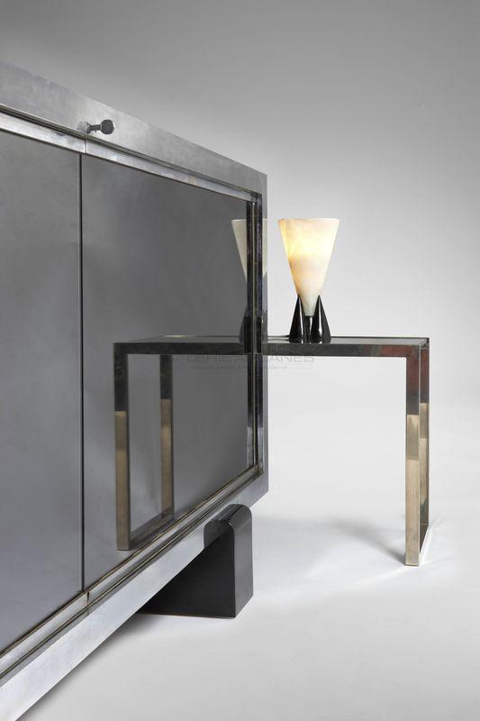 Adnet Jacques - Ambiance _ Galerie Arcanes l Arts Décoratifs XXe - Art Contemporain Paris