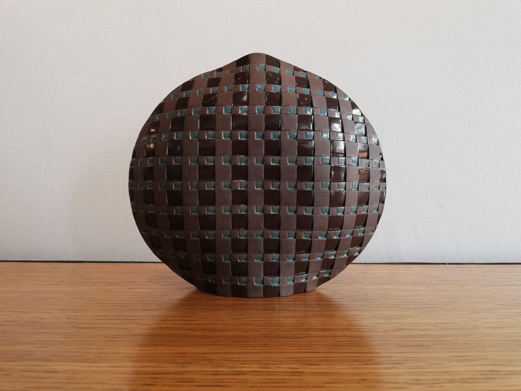 Morbu Hélène - Akan _ Galerie Arcanes l Arts Décoratifs XXe - Art Contemporain Paris