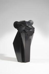 Lionceau Kiomba, bronze, 2016 | Jacques Owczarek