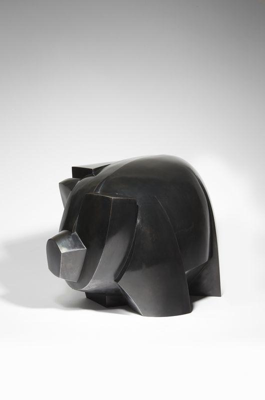 Owczarek Jacques - Kioo _ Galerie Arcanes l Arts Décoratifs XXe - Art Contemporain Paris