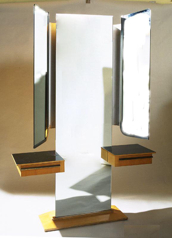 Sognot Louis - Coiffeuse 1957 _ Galerie Arcanes l Arts Décoratifs XXe - Art Contemporain Paris
