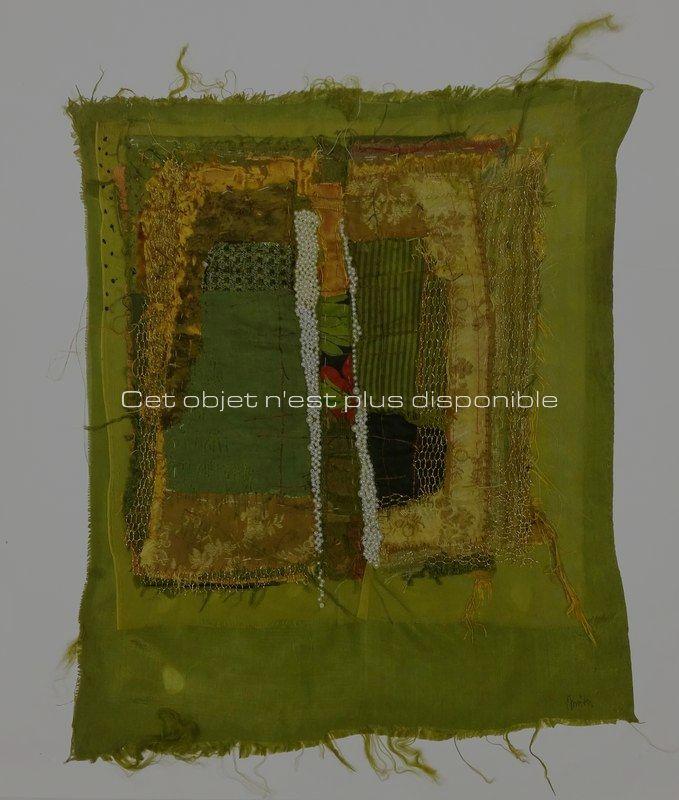 Non disponibles - Romano Annita - Fleuve _ Galerie Arcanes l Arts Décoratifs XXe - Art Contemporain Paris_ Galerie Arcanes l Arts Décoratifs XXe - Art Contemporain Paris