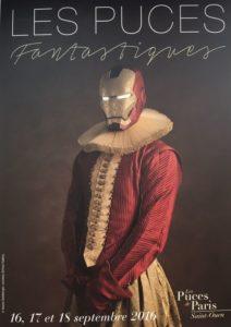 2016-09- Les Puces fantastiques - Le fantastique parcours de la céramique - Fantastiques Puces _ Galerie Arcanes l Arts Décoratifs XXe - Art Contemporain Paris