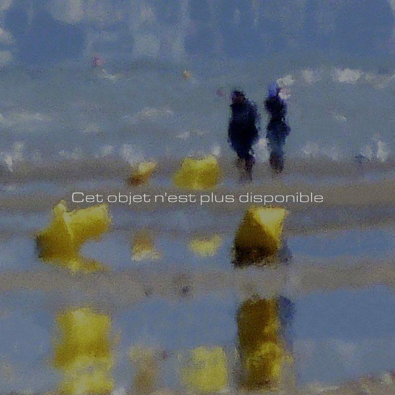 Non disponibles - ©Patrick Braoudé - Les bouées jaunes _ Galerie Arcanes l Arts Décoratifs XXe - Art Contemporain Paris _ Galerie Arcanes l Arts Décoratifs XXe - Art Contemporain Paris