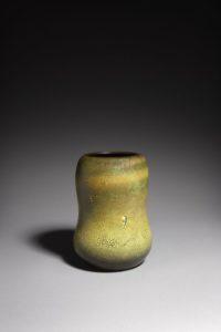 Haut vase «mousse», céramique, 2011 | Jean Girel
