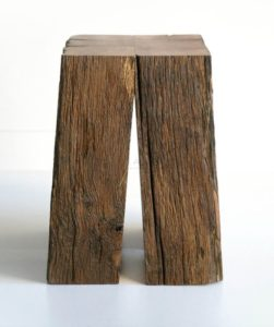 Stool N°1, Oak, 2018 | Etat de Grâce Studio and Atelier Musset