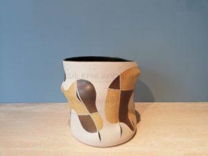 Polymorphic Vase, sandstone, 2012 | Gustavo Perez