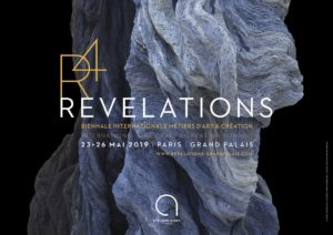 Salon Revelations 2019 - Salon Révélations Affiche _ Galerie Arcanes l Arts Décoratifs XXe - Art Contemporain Paris