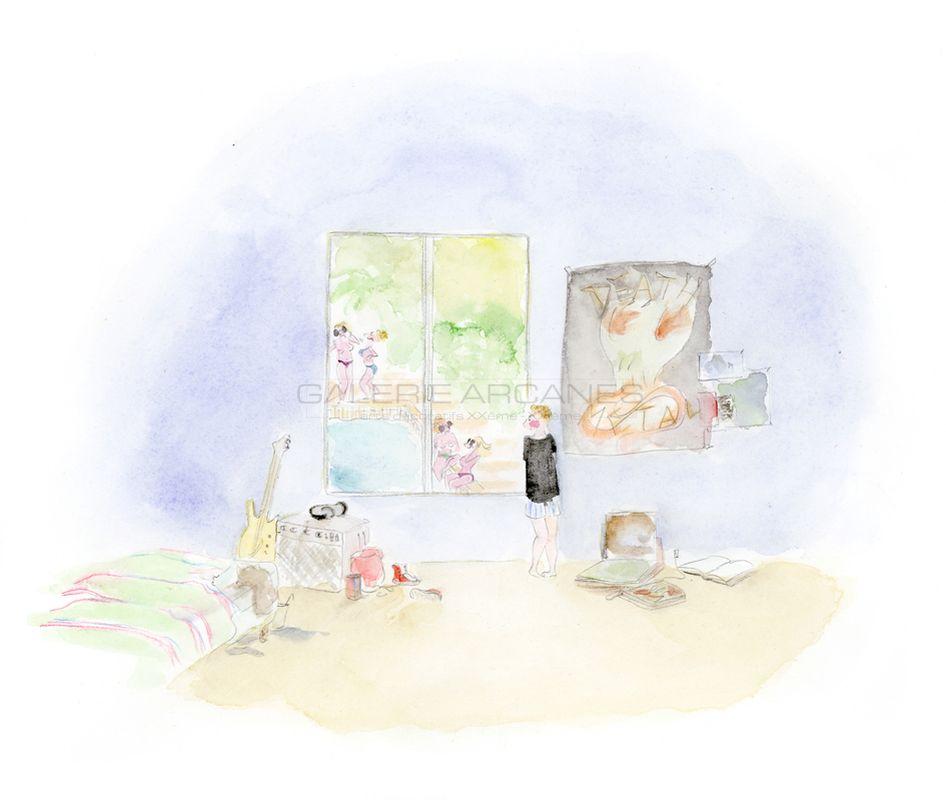 Baum Clara Jeux d'enfants - Gontran_ Galerie Arcanes l Arts Décoratifs XXe - Art Contemporain Paris