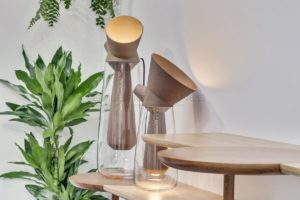"Table Lamps ""Lux Vegeta"", 2019 