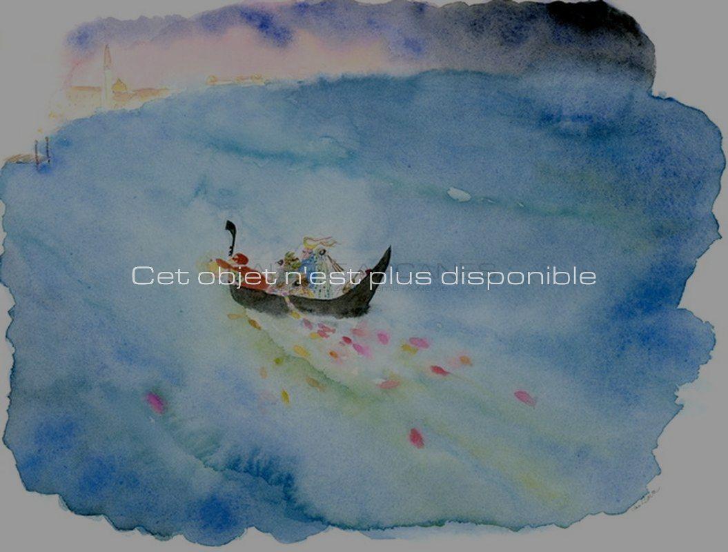 Non disponibles - Baum Clara Jeux d'enfants - Carnaval de Venise_ Galerie Arcanes l Arts Décoratifs XXe - Art Contemporain Paris