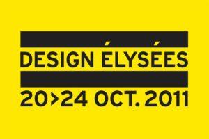 2011-10- Salon Design Elysées - @DesignElysee_ Galerie Arcanes l Arts Décoratifs XXe - Art Contemporain Paris