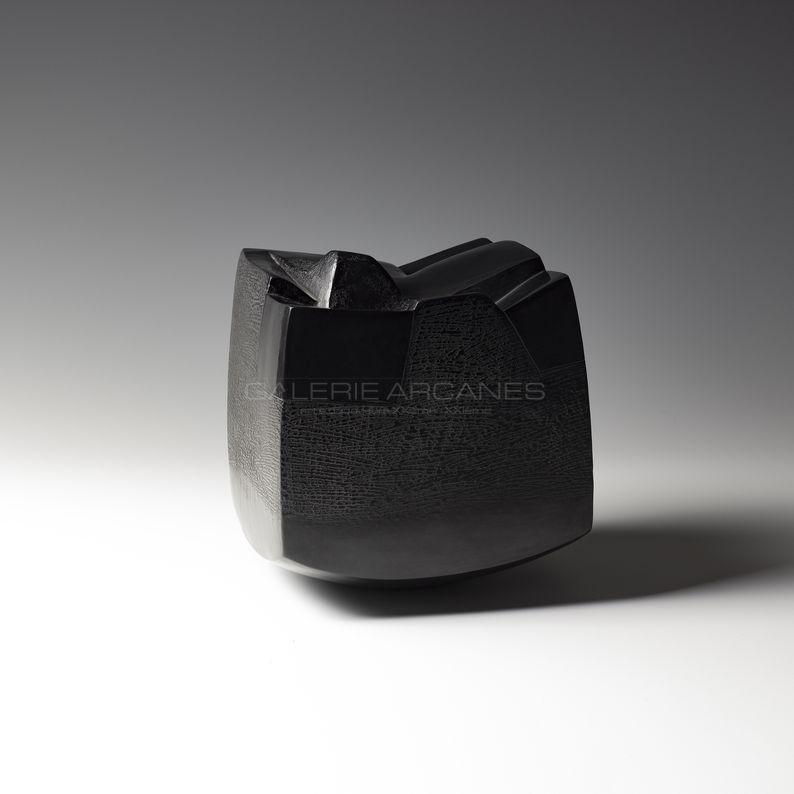 Brigitte Marionneau - Contenir le vent 9-V b_ Galerie Arcanes l Arts Décoratifs XXe - Art Contemporain Paris