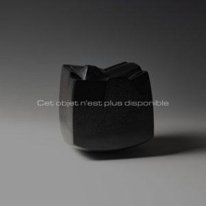 Contenir le vent (Enclose the Wind) « la 9-XI », ceramic sculpture | Brigitte Marionneau