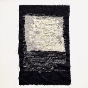 «Eclat», broderie, 2019   Annita Romano