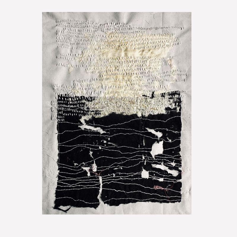 Romano Annita - Fragmento_40x30_ Galerie Arcanes l Arts Décoratifs XXe - Art Contemporain Paris