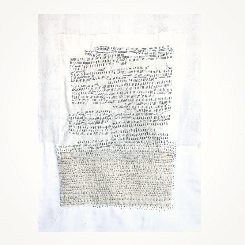 Romano Annita - Poésie_50x40_ Galerie Arcanes l Arts Décoratifs XXe - Art Contemporain Paris