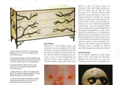 05-2012.L'objet d'art - 1_ Galerie Arcanes l Arts Décoratifs XXe - Art Contemporain Paris