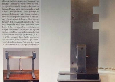 12-2004. L'Oeil. Luminaires - 3_ Galerie Arcanes l Arts Décoratifs XXe - Art Contemporain Paris