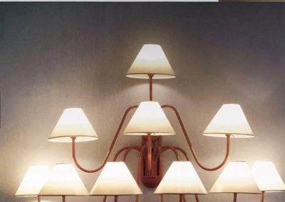 12-2004. L'Oeil. Luminaires - 6_ Galerie Arcanes l Arts Décoratifs XXe - Art Contemporain Paris