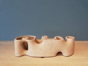 Sculpture en grès chamotté | Gustavo Perez