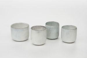 Ensemble de petits bols blancs | Valérie Hermans