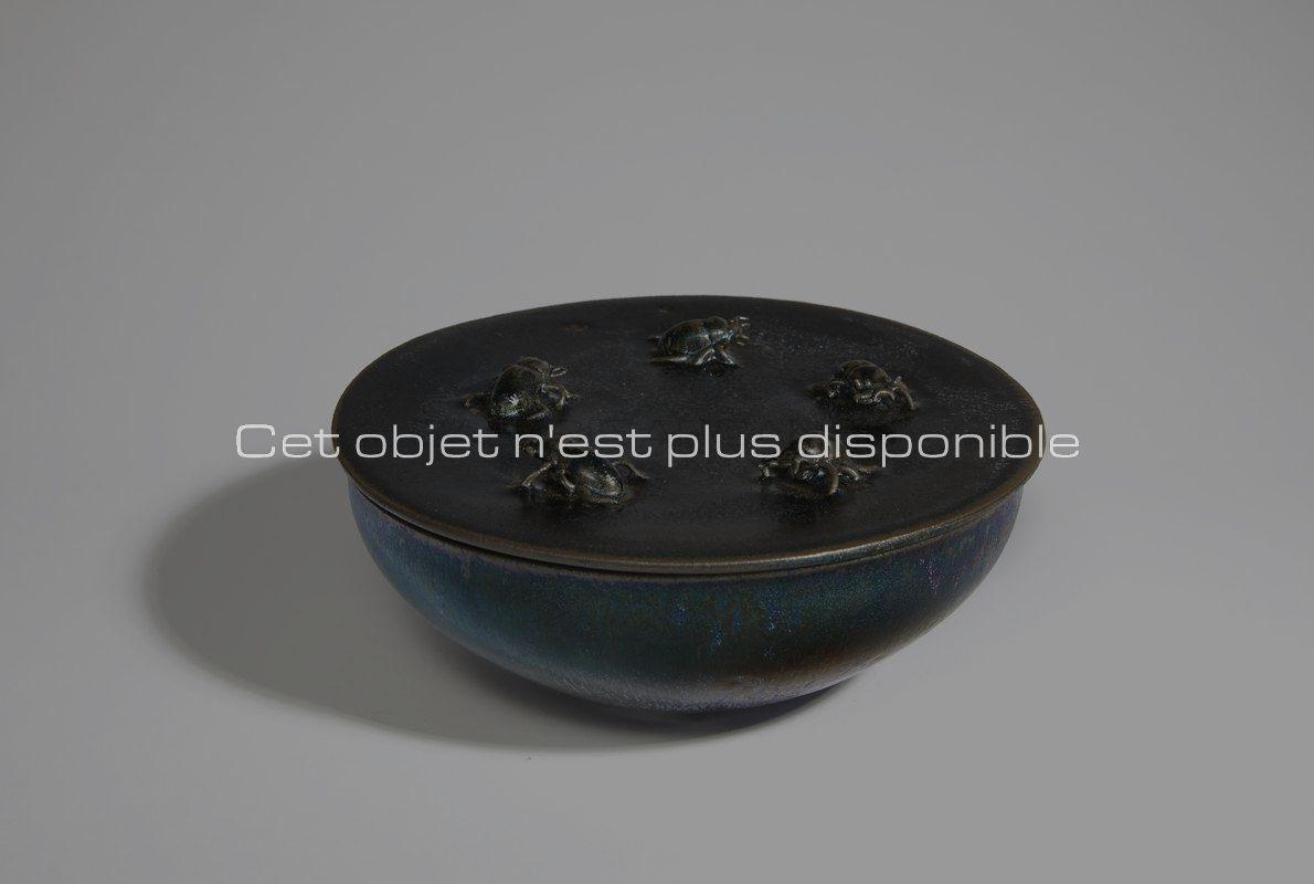 Non-disponibles-Girel-Jean-Boite-aux-5-22scarabées22_-Galerie-Arcanes-l-Arts-Décoratifs-XXe-Art-Contemporain-Paris