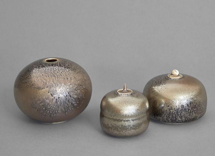 Valérie Hermans -Porcelaines - Exposition 3_ Galerie Arcanes l Arts Décoratifs XXe - Art Contemporain Paris
