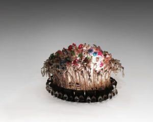 Surtout de table à décoration florale | Sue et Mare