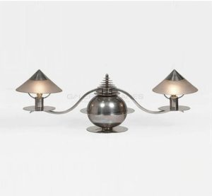 Modernistic Table Lamp, Circa 1930 | Marc Erol