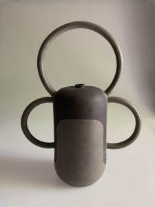 Jeu d'anses, céramique en grès, 2020 | Jeanne Bonnefoy-Mercuriali