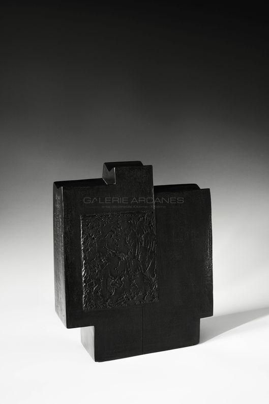 Brigitte Marionneau - Contenir le vent, 12-IV, 2021_ Galerie Arcanes l Arts Décoratifs XXe - Art Contemporain Paris
